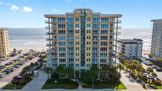 3703 S Atlantic Avenue #908, Daytona Beach Shores, FL 32118 (MLS #OM606744) :: Lockhart & Walseth Team, Realtors