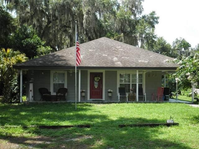 1895 Cr 439C, Lake Panasoffkee, FL 33538 (MLS #OM606796) :: The Duncan Duo Team