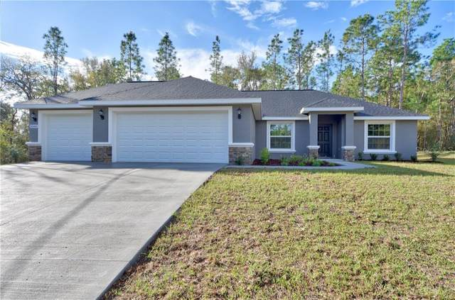 8753 Se 159Th Place, Summerfield, FL 34491 (MLS #OM606831) :: Alpha Equity Team