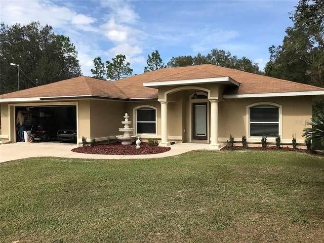 3325 E Hwy 329, Anthony, FL 32617 (MLS #OM606851) :: Team Bohannon Keller Williams, Tampa Properties