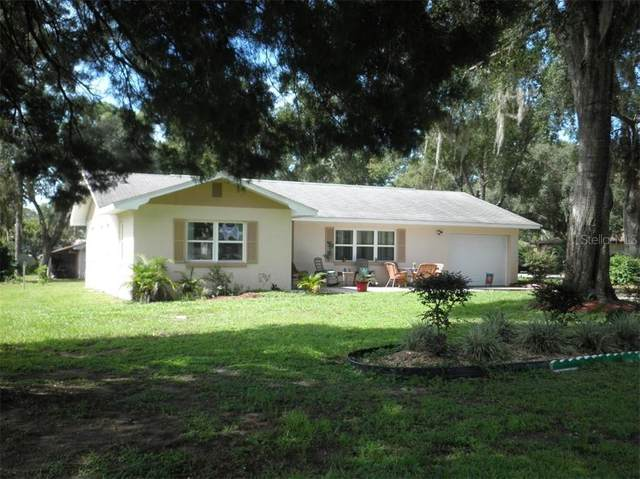 20440 SW 80TH PLACE Road, Dunnellon, FL 34431 (MLS #OM606903) :: Lockhart & Walseth Team, Realtors