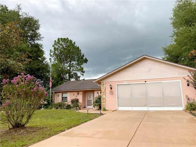 5044 SW 129TH Place, Ocala, FL 34473 (MLS #OM606913) :: Pristine Properties