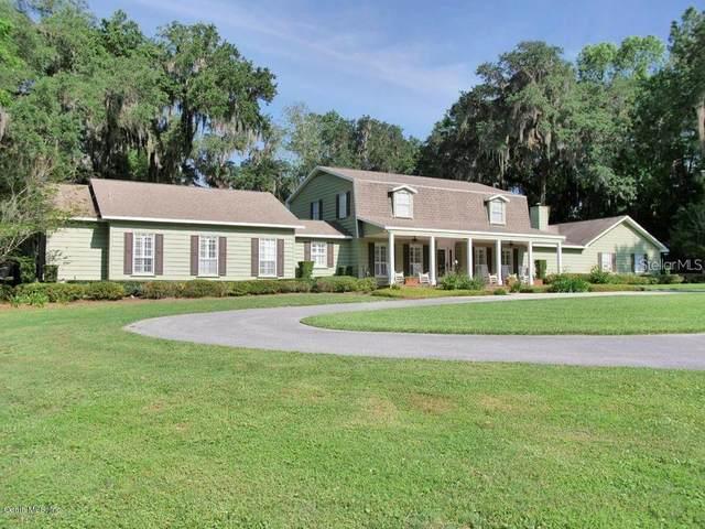 9585 SW 19TH AVENUE Road, Ocala, FL 34476 (MLS #OM606972) :: Premium Properties Real Estate Services