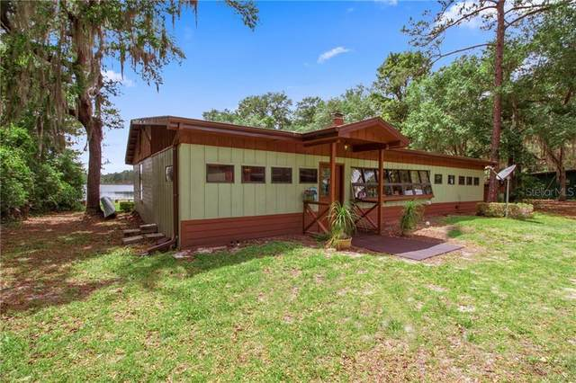 10800 SE 195TH AVENUE Road, Ocklawaha, FL 32179 (MLS #OM607000) :: The Paxton Group