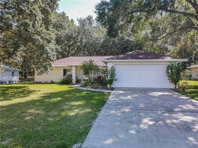 5928 SW 103RD Loop, Ocala, FL 34476 (MLS #OM607001) :: Godwin Realty Group