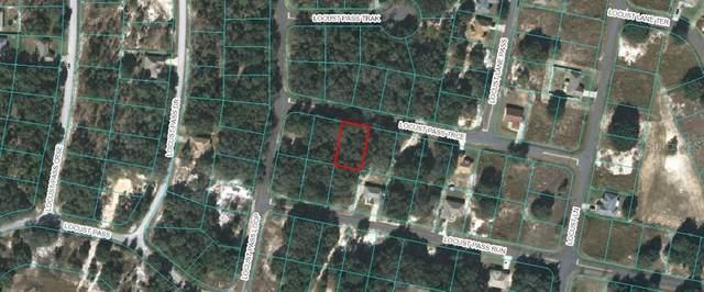 Lot 15 Locust Pass Trace, Ocala, FL 34472 (MLS #OM607014) :: Heckler Realty