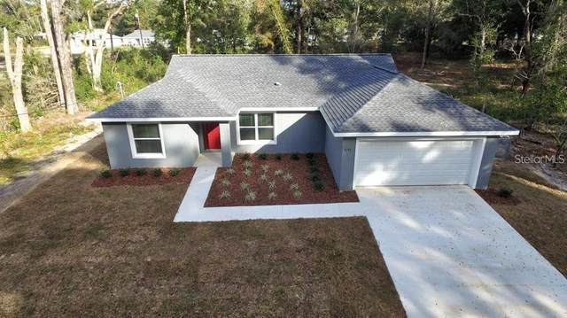12364 SE 67TH  TERRACE Road, Belleview, FL 34420 (MLS #OM607028) :: Heckler Realty