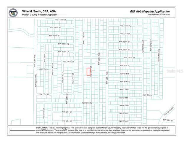 0 NW 56TH Court, Ocala, FL 34482 (MLS #OM607071) :: GO Realty
