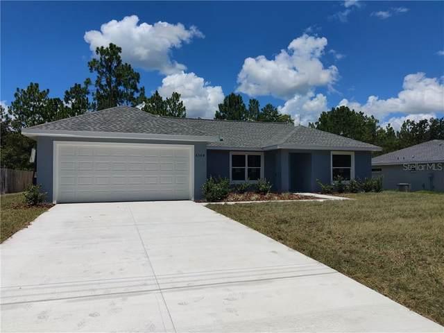 6364 SW 134TH Loop, Ocala, FL 34473 (MLS #OM607072) :: Prestige Home Realty