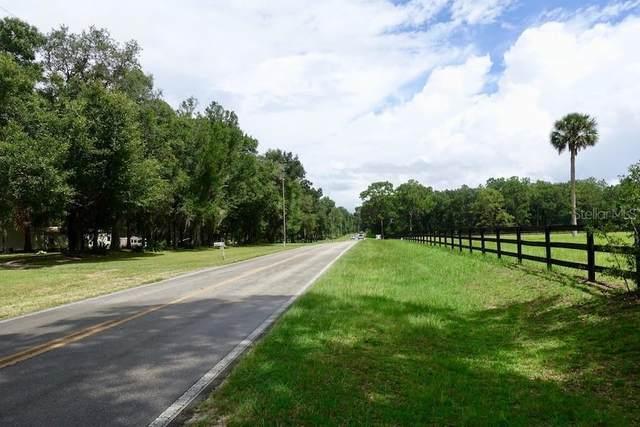 12611 NE 36TH Avenue, Anthony, FL 32617 (MLS #OM607101) :: Team Bohannon Keller Williams, Tampa Properties