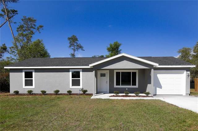 14489 SW 42 TERRACE Road, Ocala, FL 34473 (MLS #OM607142) :: Team Borham at Keller Williams Realty
