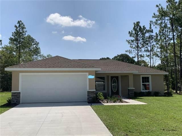 12134 SE 89TH Avenue, Belleview, FL 34420 (MLS #OM607163) :: Pristine Properties