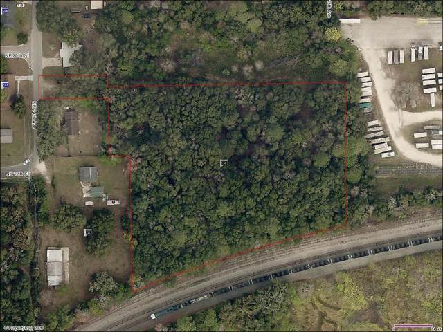Ne 14Th Ave, Ocala, FL 34470 (MLS #OM607198) :: Cartwright Realty