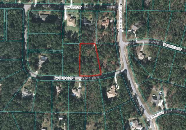 0 SW 83RD Loop, Dunnellon, FL 34431 (MLS #OM607224) :: Heckler Realty