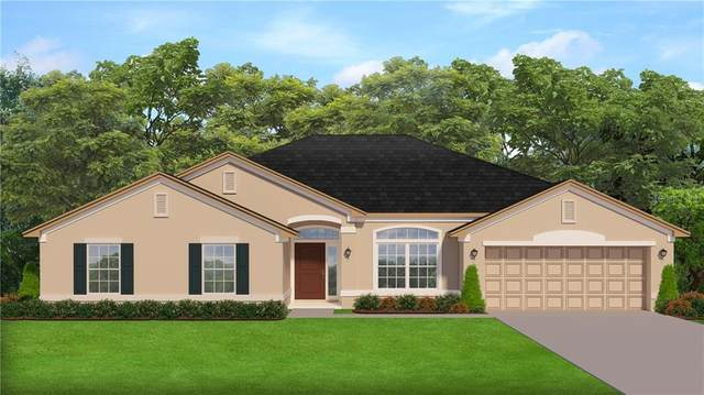 4055 SW 108TH Place, Ocala, FL 34476 (MLS #OM607277) :: Rabell Realty Group