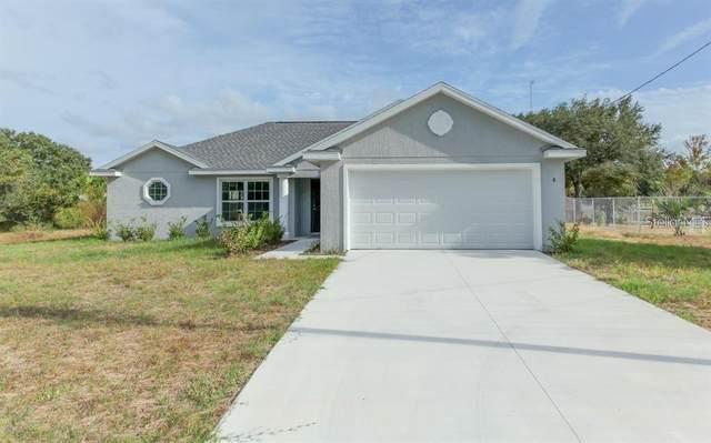 12370 SE 67TH  TERRACE Road, Belleview, FL 34420 (MLS #OM607311) :: The Figueroa Team