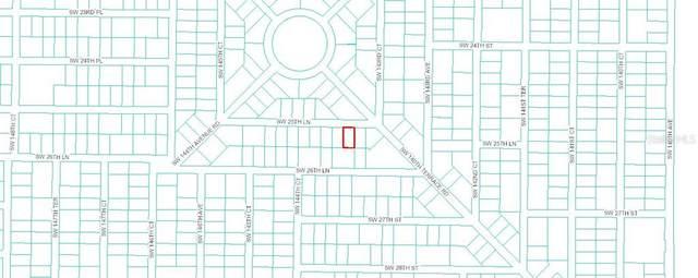 Sw 25Th Lane, Ocala, FL 34481 (MLS #OM607317) :: Griffin Group