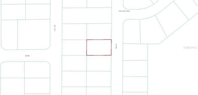 TBD Oak Circle, Ocala, FL 34472 (MLS #OM607375) :: Rabell Realty Group