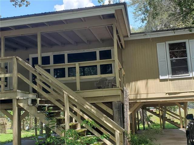 25015 NE 135TH Street, Salt Springs, FL 32134 (MLS #OM607462) :: Key Classic Realty
