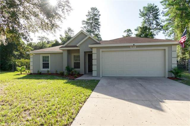 2857 SW 161ST Loop, Ocala, FL 34473 (MLS #OM607544) :: Sarasota Home Specialists