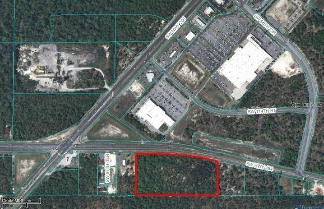 0 SW Hwy 484, Ocala, FL 34476 (MLS #OM607562) :: Alpha Equity Team