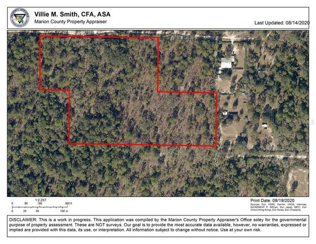 TBD SW 91ST Place, Dunnellon, FL 34432 (MLS #OM607654) :: Rabell Realty Group