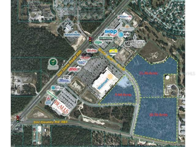95TH CIRCLE, Ocala, FL 34481 (MLS #OM607716) :: Better Homes & Gardens Real Estate Thomas Group
