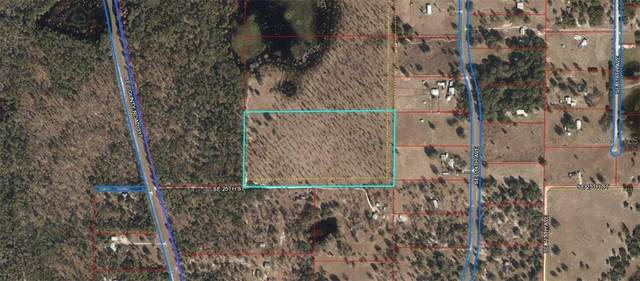 25th SW 25TH Street, Morriston, FL 32668 (MLS #OM607726) :: Rabell Realty Group