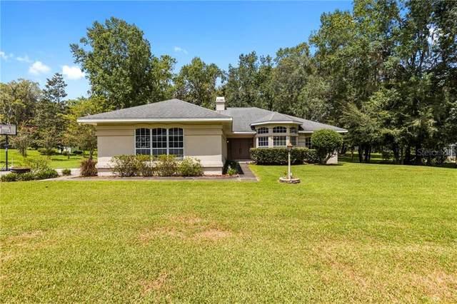 720 SW 89TH Terrace, Ocala, FL 34481 (MLS #OM607752) :: Pepine Realty