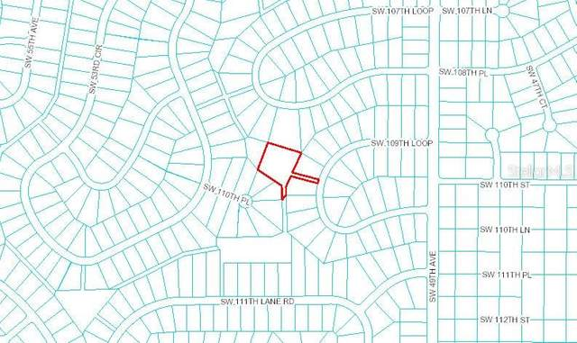 Track C SW 109 Loop, Ocala, FL 34476 (MLS #OM607758) :: Rabell Realty Group