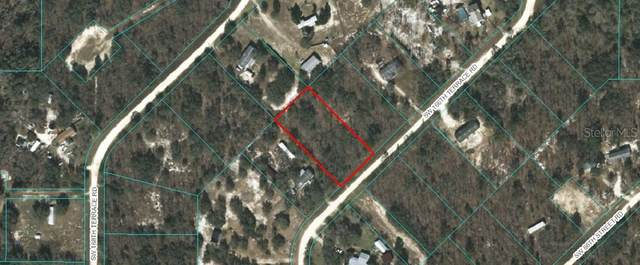 Lot 14 SW 166TH TERRACE Road, Ocala, FL 34481 (MLS #OM607788) :: Premier Home Experts