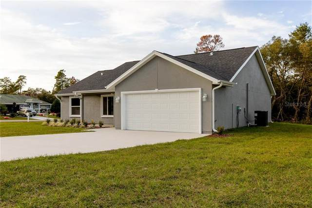 4600 SW 152 Street, Ocala, FL 34473 (MLS #OM607817) :: Team Borham at Keller Williams Realty