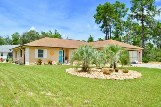 3191 SW 170TH Place, Ocala, FL 34473 (MLS #OM607820) :: Rabell Realty Group