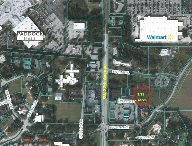 00 SW 33RD Street, Ocala, FL 34471 (MLS #OM607834) :: Baird Realty Group