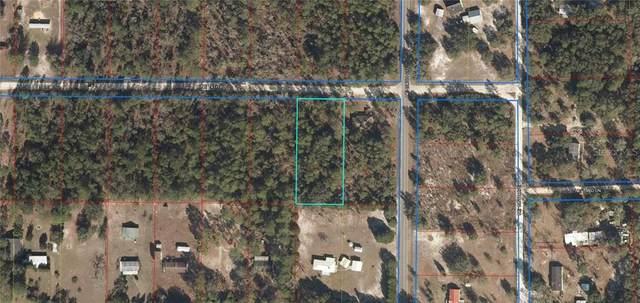 10390 NE 74 Place, Bronson, FL 32621 (MLS #OM607852) :: Sarasota Home Specialists