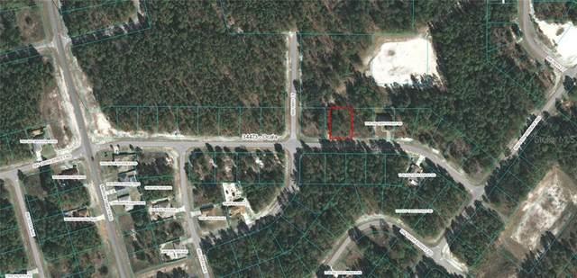 TBD SW 138TH STREET Road, Ocala, FL 34473 (MLS #OM608187) :: Bustamante Real Estate