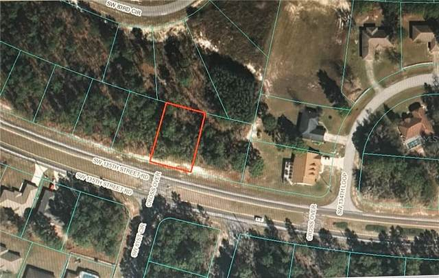 TBD SW 135 STREET Road, Ocala, FL 34473 (MLS #OM608292) :: Zarghami Group