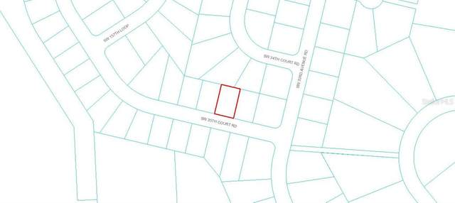 0 SW 35TH COURT Road, Ocala, FL 34473 (MLS #OM608469) :: Team Borham at Keller Williams Realty