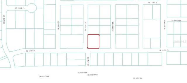 0 SE 34TH Court, Belleview, FL 34420 (MLS #OM608491) :: Heckler Realty