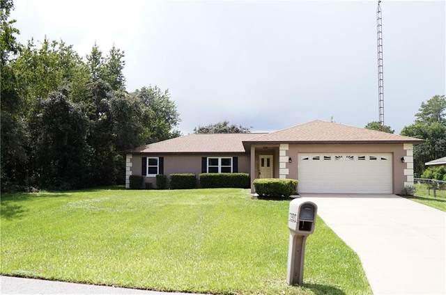 13900 SW 33RD Terrace, Ocala, FL 34473 (MLS #OM608544) :: Bustamante Real Estate