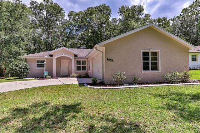 9996 SW 188TH Circle, Dunnellon, FL 34432 (MLS #OM608595) :: Rabell Realty Group