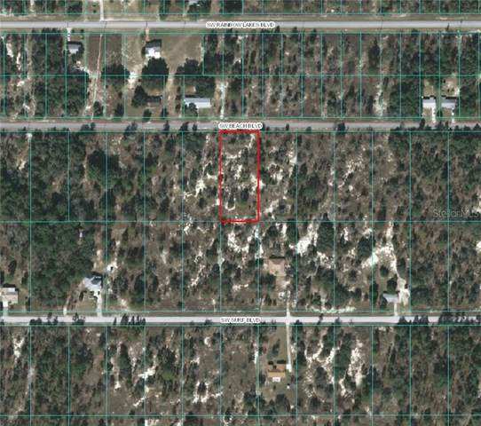 SW Beach Road, Dunnellon, FL 34431 (MLS #OM608617) :: Alpha Equity Team