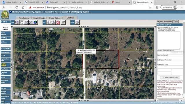 535 S Lindero Street, Clewiston, FL 33440 (MLS #OM608700) :: The Duncan Duo Team