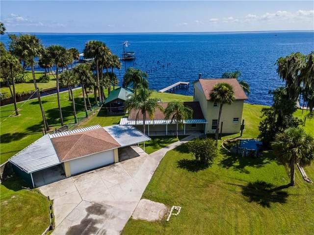 9425 NE 307TH Court, Salt Springs, FL 32134 (MLS #OM608766) :: Bustamante Real Estate