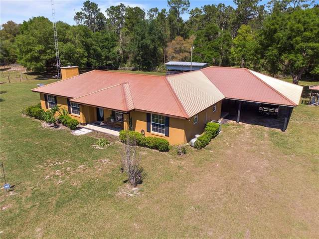 7751 NE 192ND Place, Citra, FL 32113 (MLS #OM608807) :: Delgado Home Team at Keller Williams