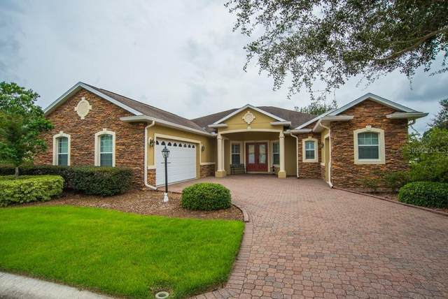 8767 SW 83RD COURT Road, Ocala, FL 34481 (MLS #OM608842) :: Sarasota Property Group at NextHome Excellence