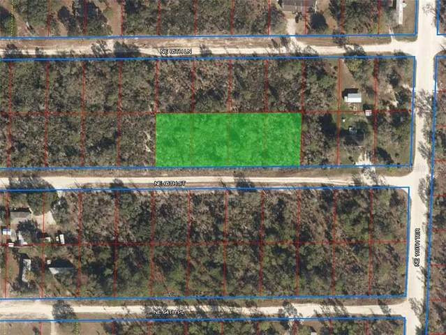 11911 NE 65TH Street, Williston, FL 32696 (MLS #OM608874) :: Tuscawilla Realty, Inc
