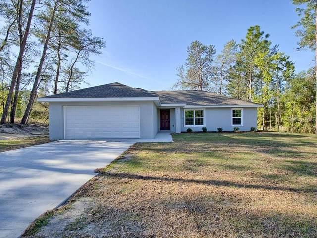 7729 N Janeaux Drive, Citrus Springs, FL 34434 (MLS #OM608900) :: Cartwright Realty