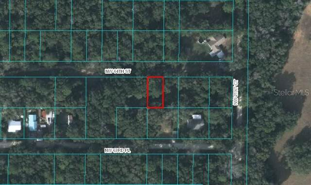 00 NW 64TH Street, Ocala, FL 34475 (MLS #OM608915) :: Team Buky