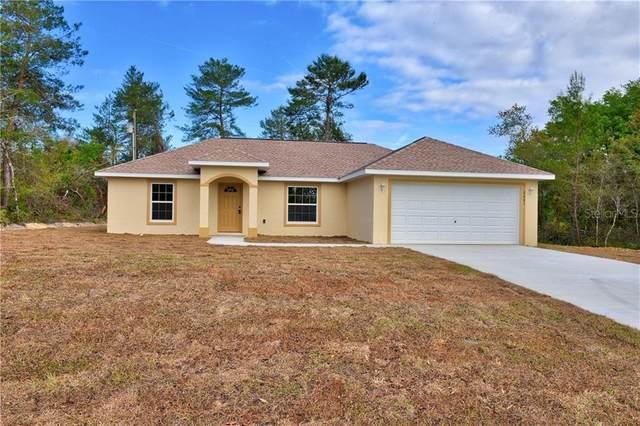 16287 SW 27TH TERRACE Road, Ocala, FL 34473 (MLS #OM608964) :: Rabell Realty Group
